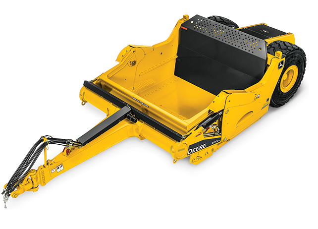 2010DE Ejector Scraper