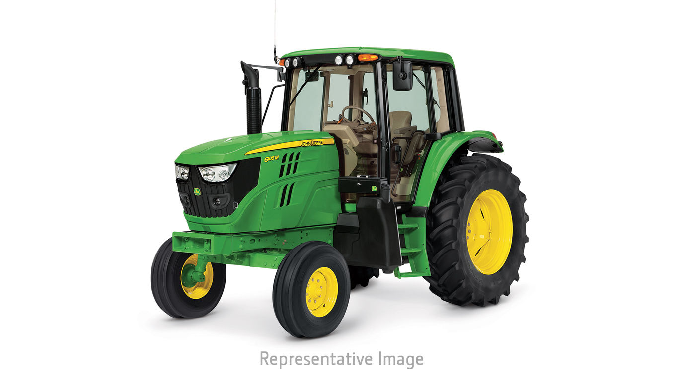 6105M Low-Profile Tractor