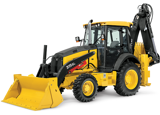 315SL Backhoe Loader