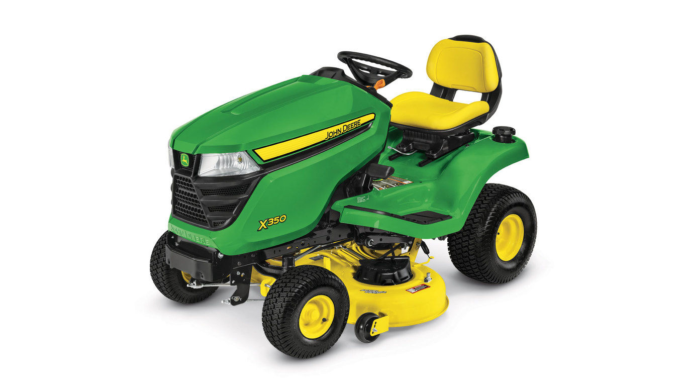 X350  Lawn Tractor with 42-inch Deck