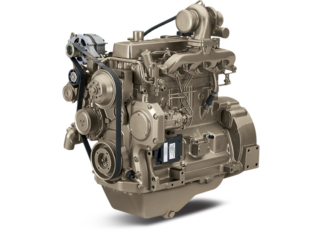 4045TF290 4.5L Industrial Diesel Engine