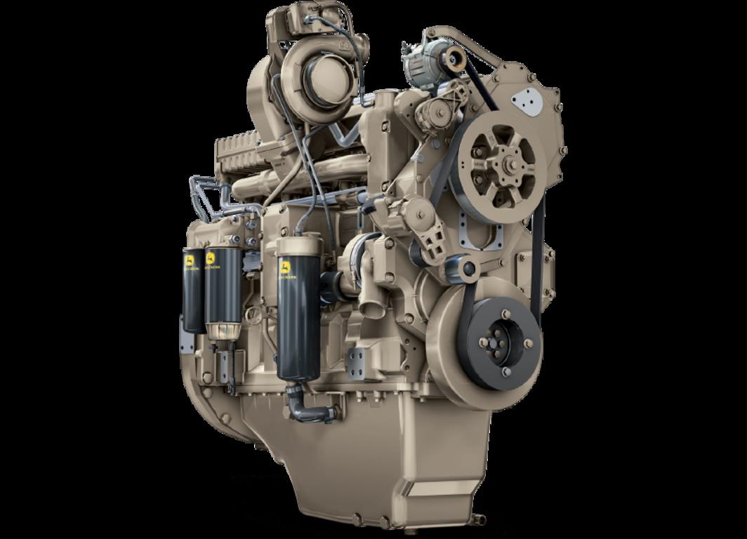6135HFG75 13.5L Generator Drive Engine