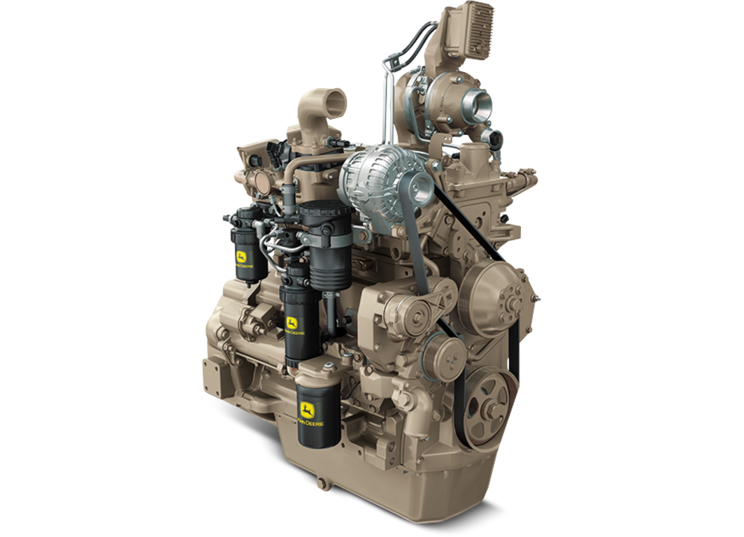 4045HFG93 4.5L Generator Drive Engine