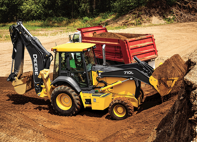 710L Backhoe Loader