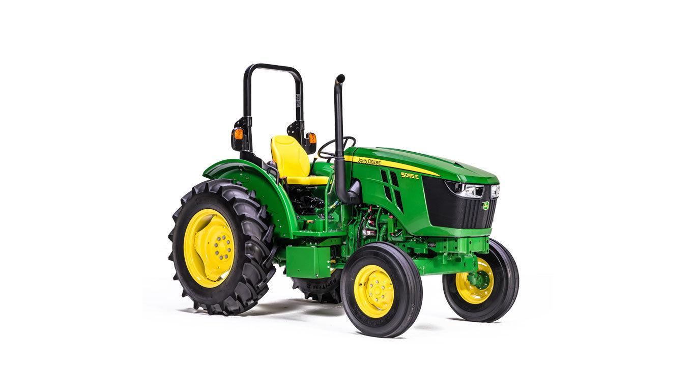 5055E Utility Tractor
