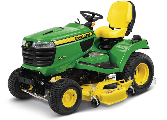 X710 Signature Series Tractor