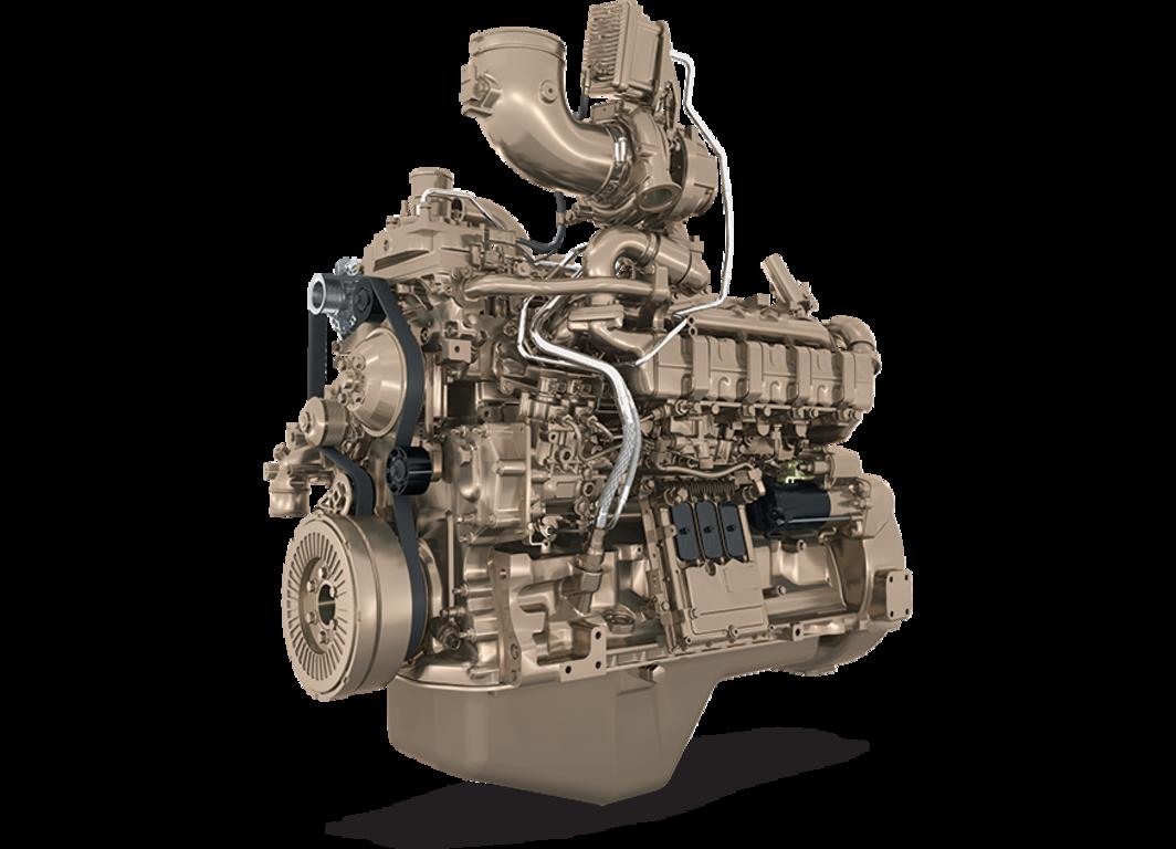 6068HFC08 6.8L Industrial Diesel Engine