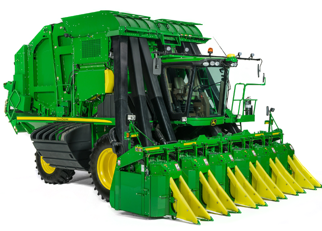 CP690 Cotton Picker
