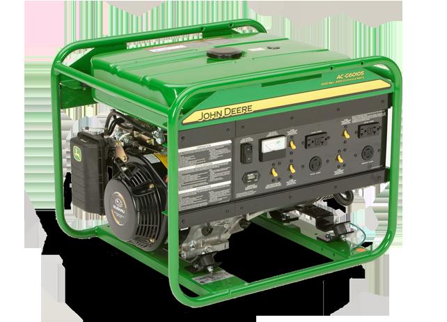 AC-G6010S Large Frame Generator