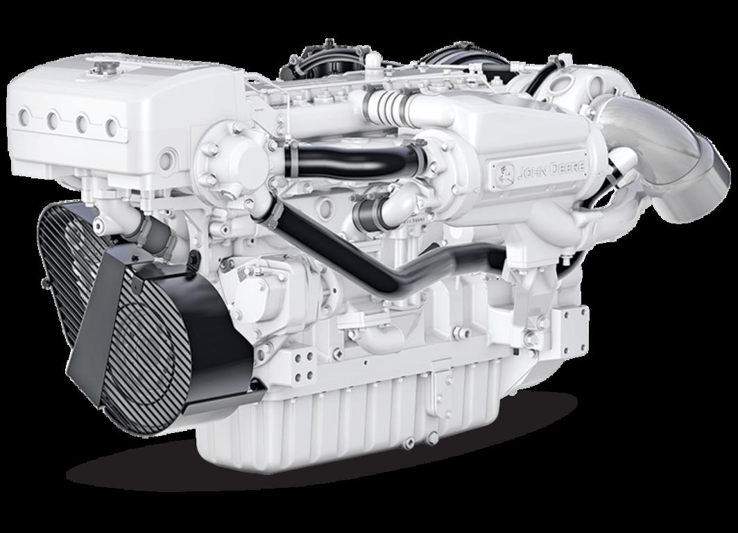6090SFM75 Marine Generator Drive Engine