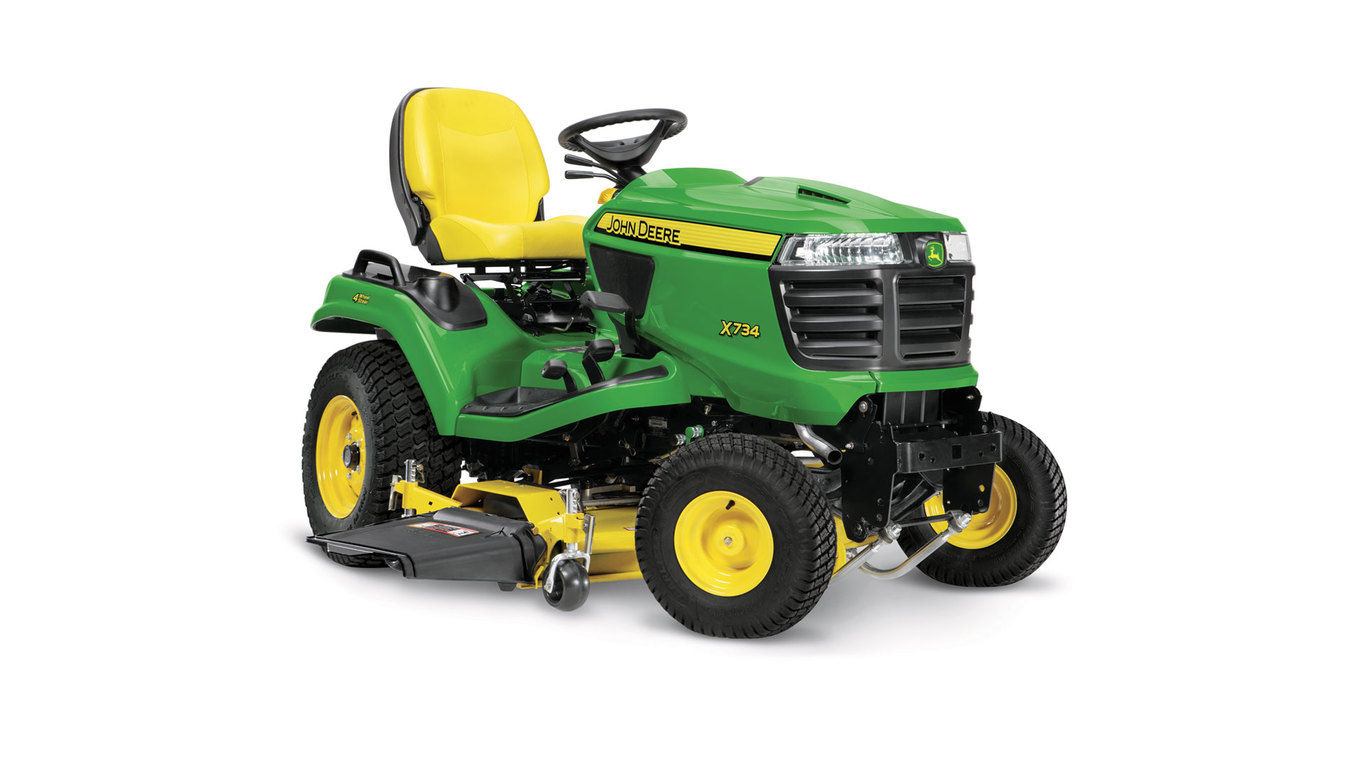 X734 Signature Series Lawn Tractor