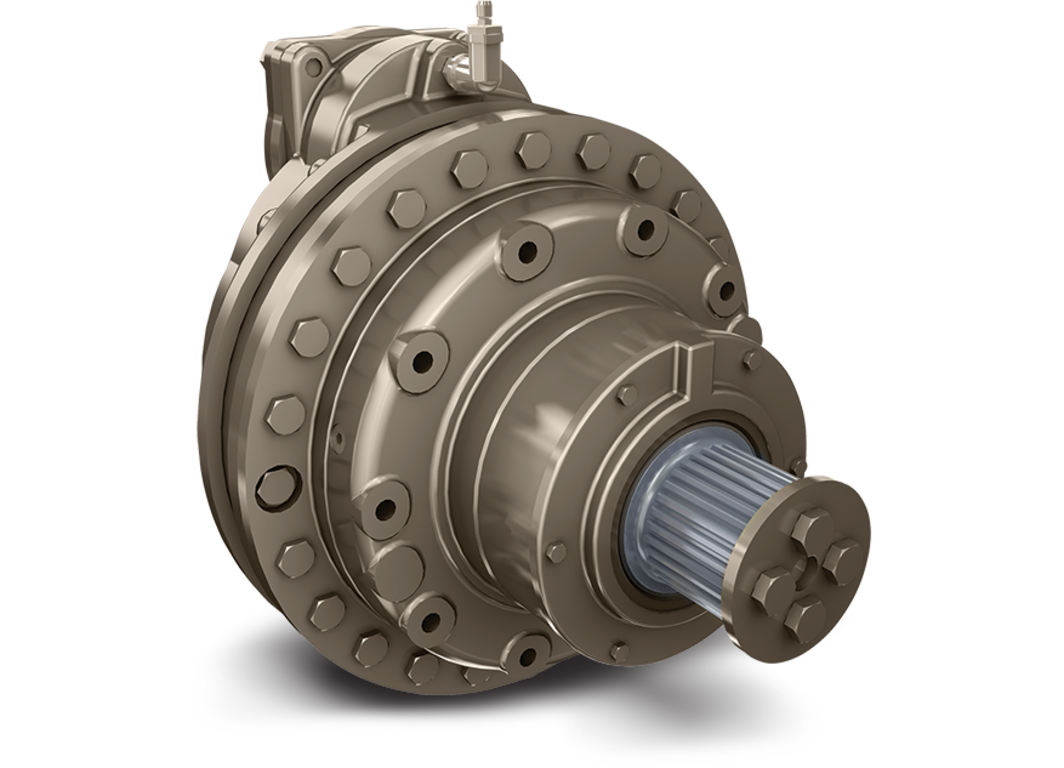 F25R Planetary Gear Drive