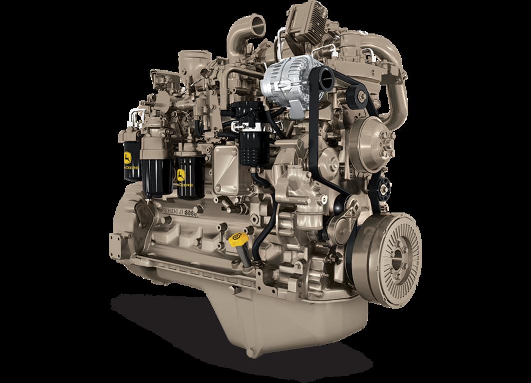 6068HFG06  6.8L Generator Drive Engine