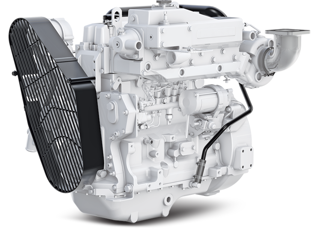4045TFM85 Marine Propulsion Engine