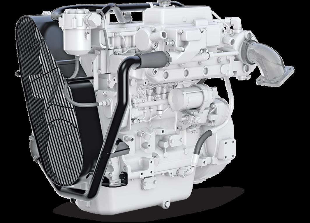 4045AFM85 Marine Generator Drive Engine