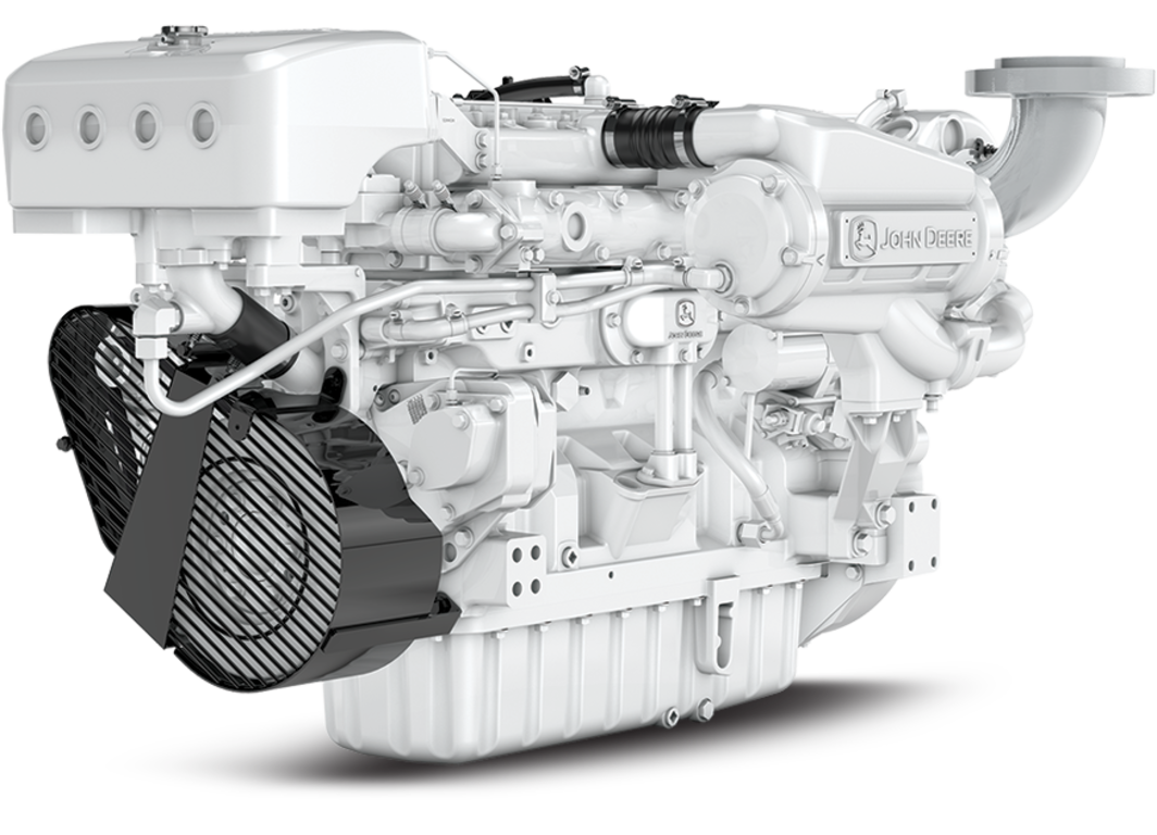 6090AFM85 Marine Generator Drive Engine