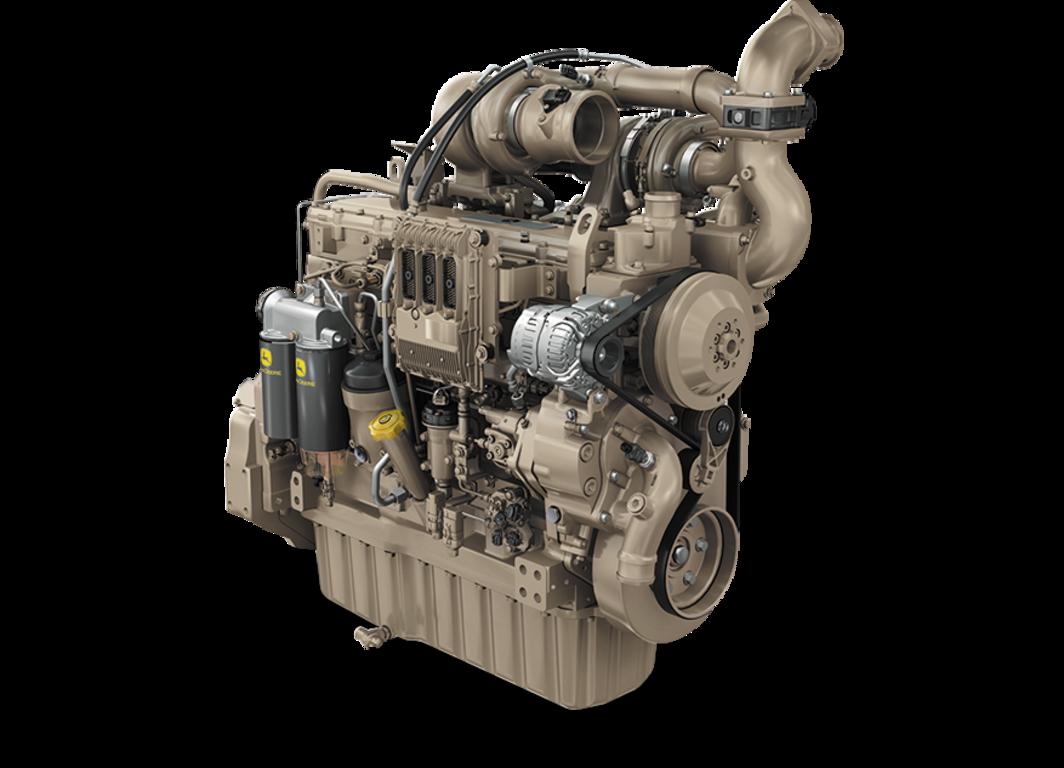 6068HFG95 6.8L Generator Drive Engine