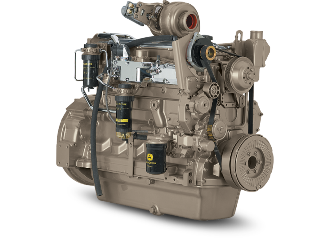 6068HF485 6.8L Industrial Diesel Engine