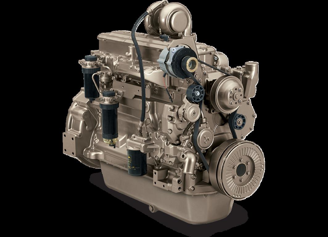 6068HFG82 6.8L Generator Drive Engine