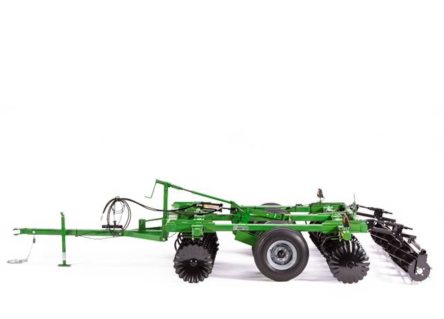 VT17 Series Vertical Tillage Tool