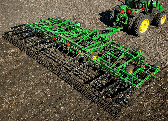 2230 Floating Hitch Field Cultivator