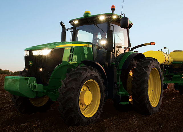 7270R Tractor