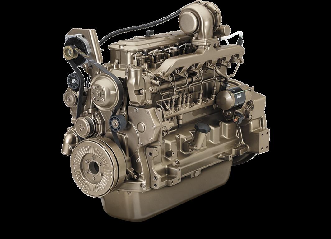 6068HF475 6.8L Generator Drive Engine