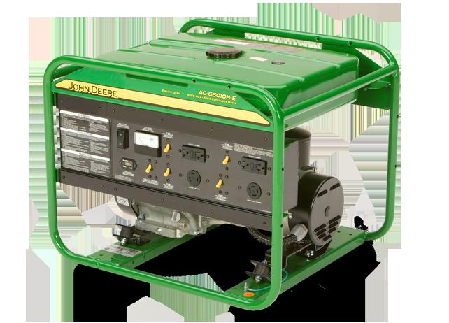 AC-G6010S-E Large Frame Generator