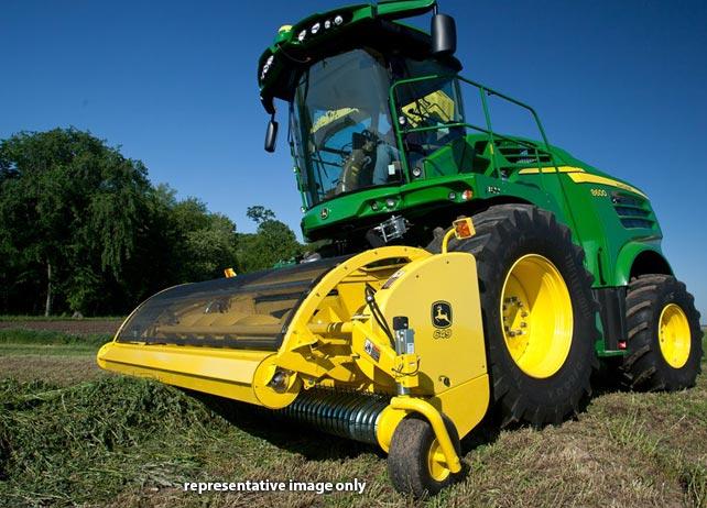 639 Hay Pickup