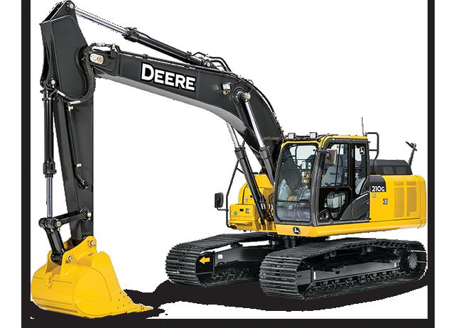 210G LC Excavator