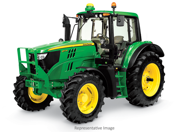 6155M Tractor