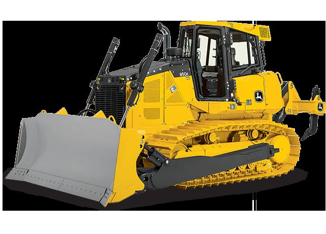 850K Crawler Dozer