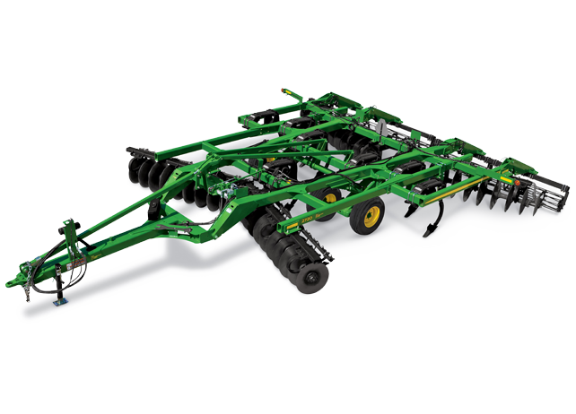 2720 Disk Ripper for Primary Tillage