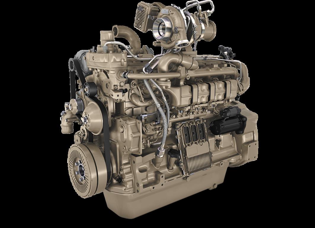 6068HFC94 6.8L Industrial Diesel Engine