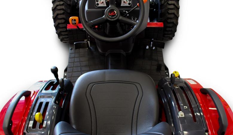 1526 4WD HST