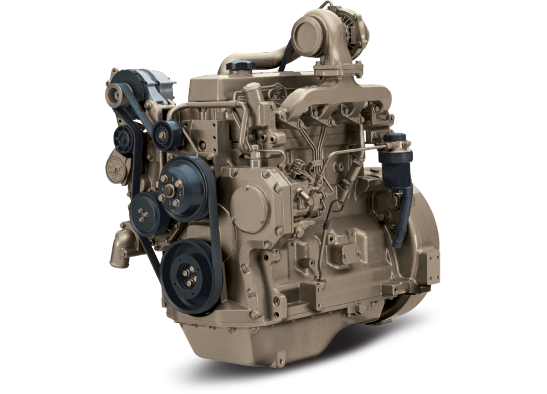4045TF250  4.5L Generator Drive Engine