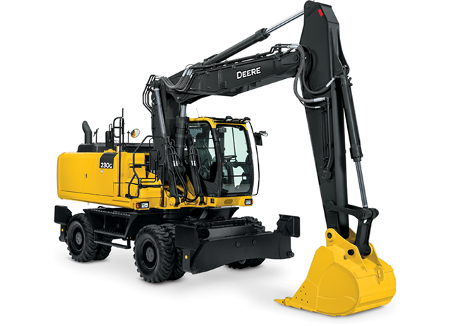230G W Wheeled Excavator