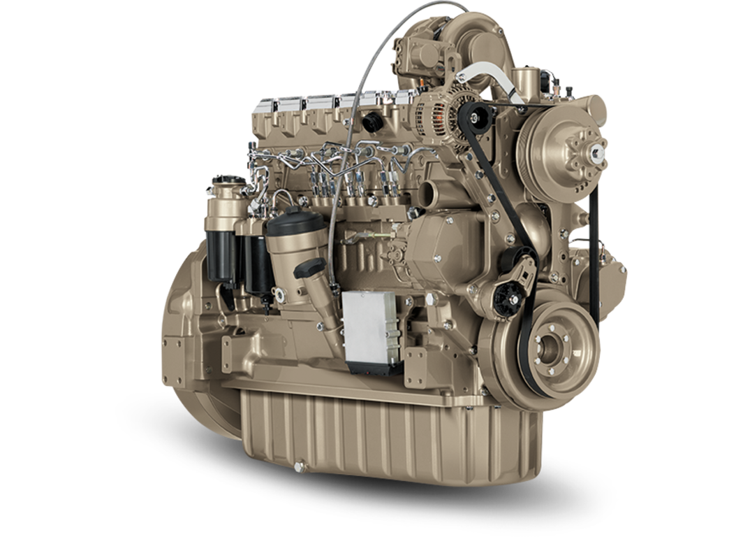6090HF485 Variable Speed Industrial Auxiliary Engine