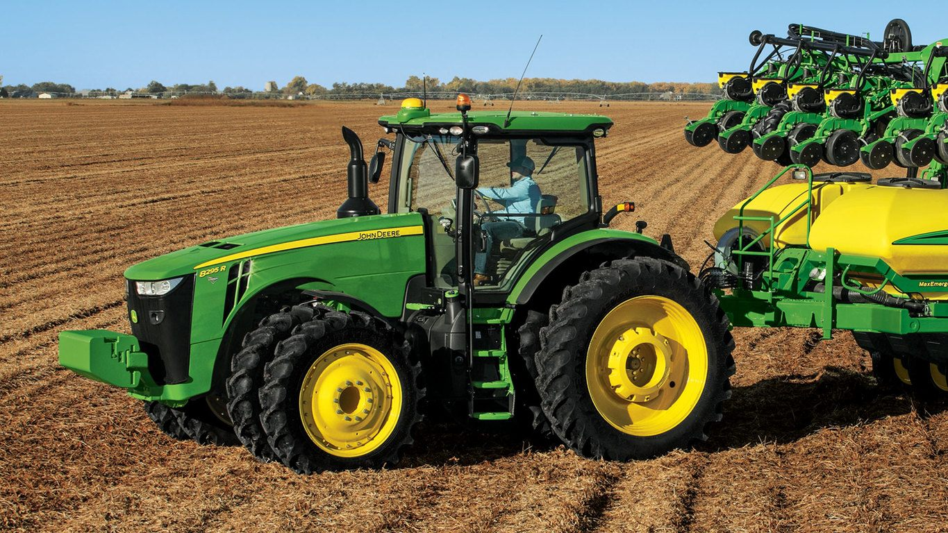 8295R Tractor