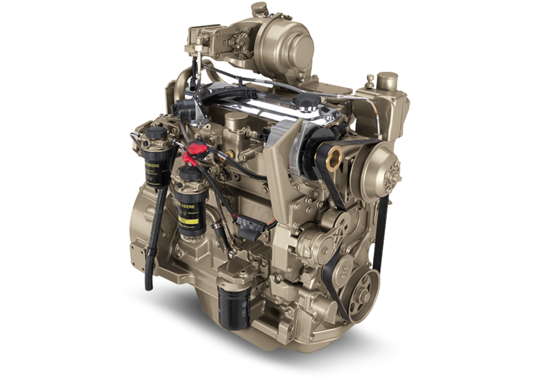4045HFG85 4.5L Generator Drive Engine