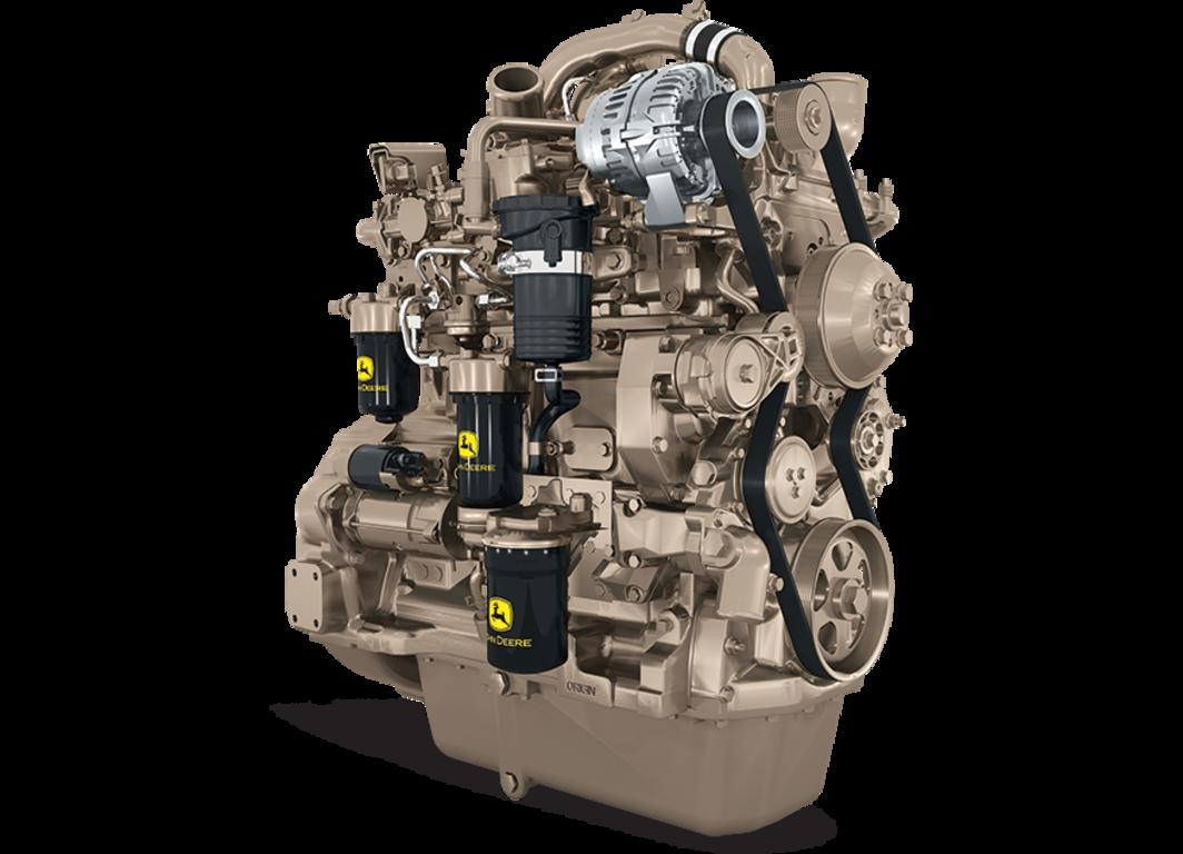 4045HFG09 4.5L Generator Drive Engine