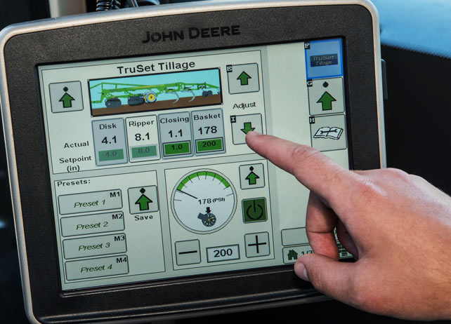 TRUSET™ TILLAGE TECHNOLOGY