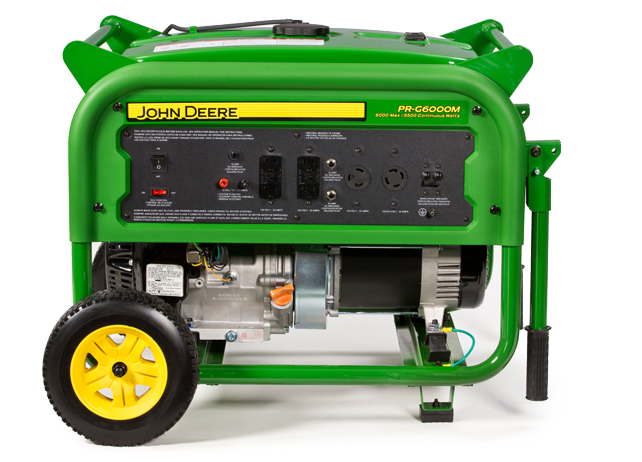 PR-G6000M Portable Generator
