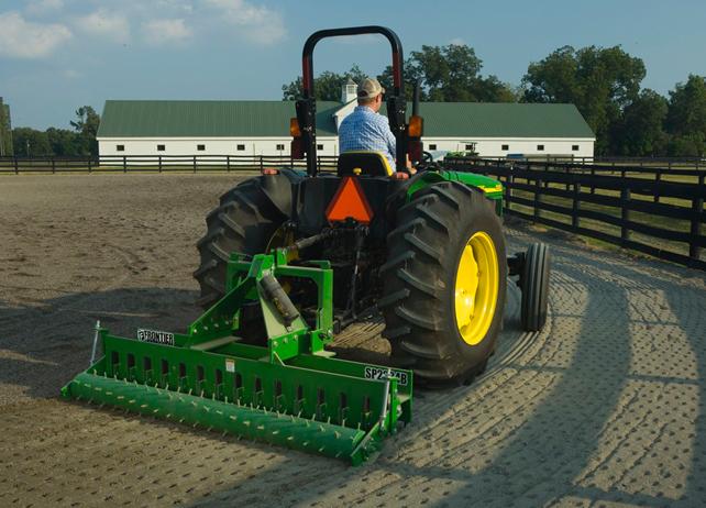 SP22 Series Soil Pulverizers