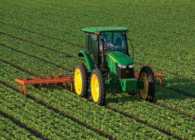 5100MH Hi-Crop Utility Tractor