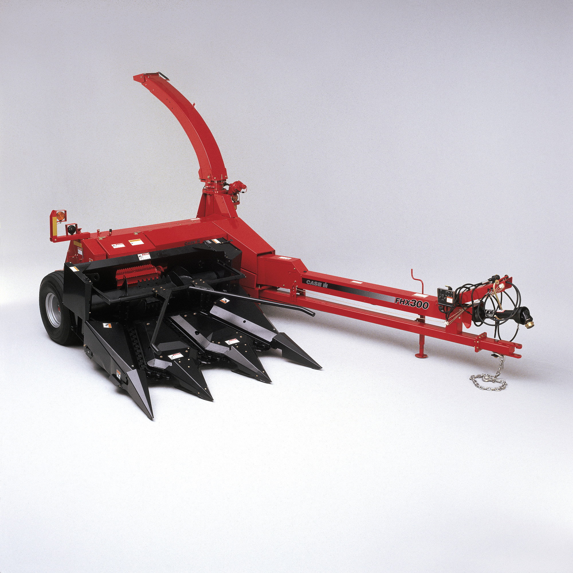 Forage Harvesters and Blowers