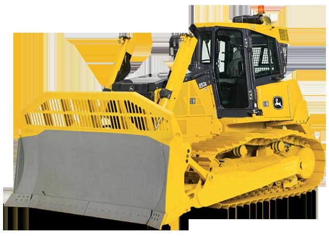 850K WH Crawler Dozer