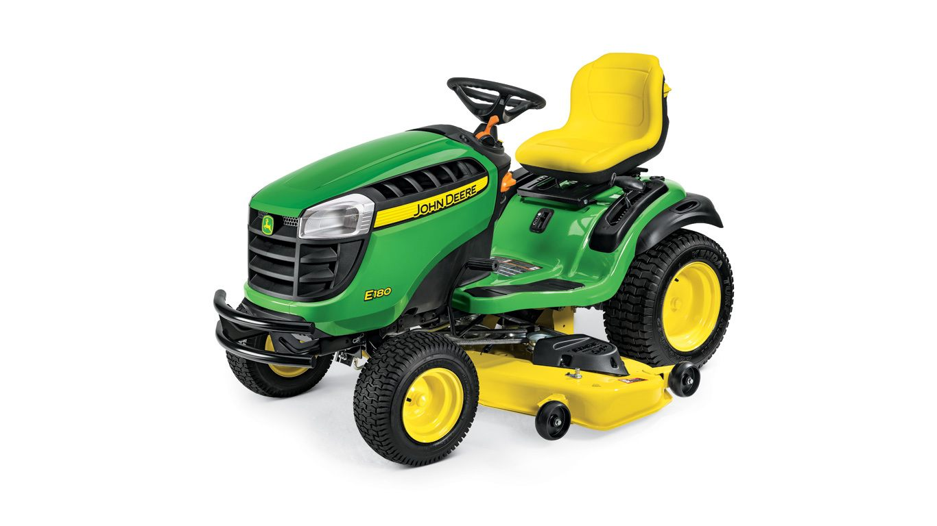 E180 Lawn Tractor