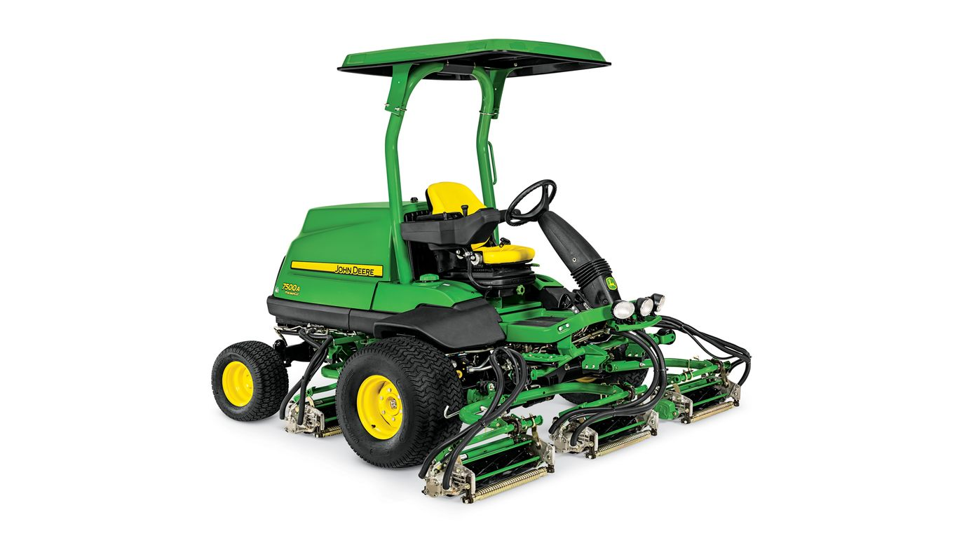 7500A PrecisionCut™ Fairway Mower