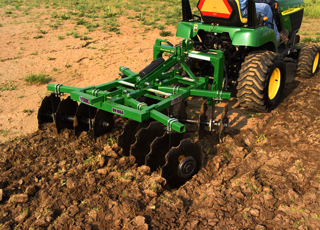 DH10 Series Disk Harrows